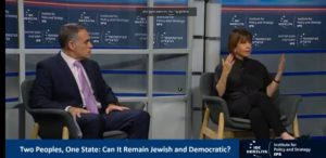 Zulat President on IPS Panel - Two Peoples, One State: Can Israel Remain Jewish and Democratic?