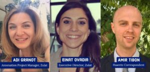 PARTNERS FOR PROGRESSIVE ISRAEL WEBINAR